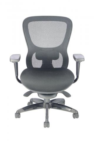 RED BMF Heavy Duty Chair | Image Business Furniture